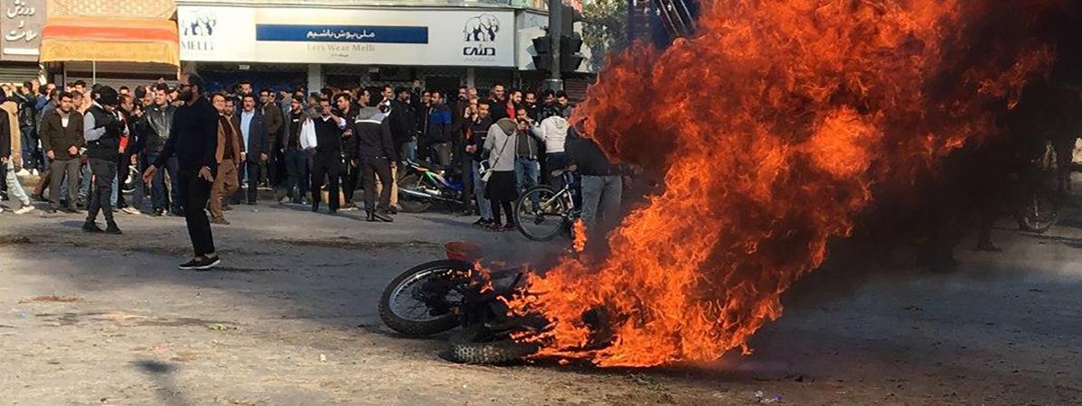 Iran : on vous explique pourquoi le pays est plongé dans une violente crise économique et sociale