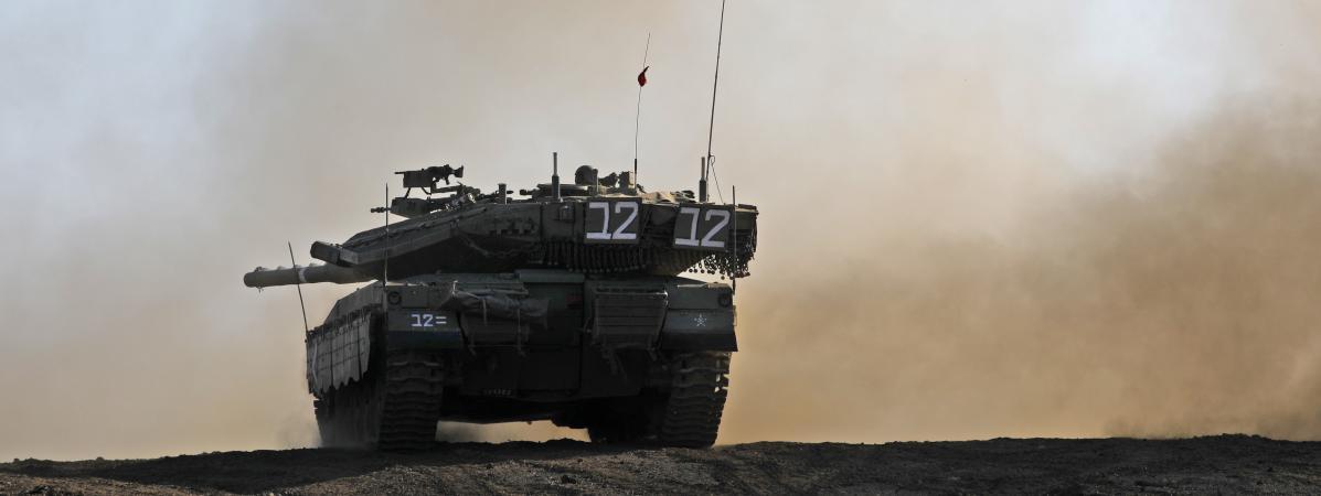 Syrie : 23 morts dont 16 combattants étrangers tués dans les raids d'Israël