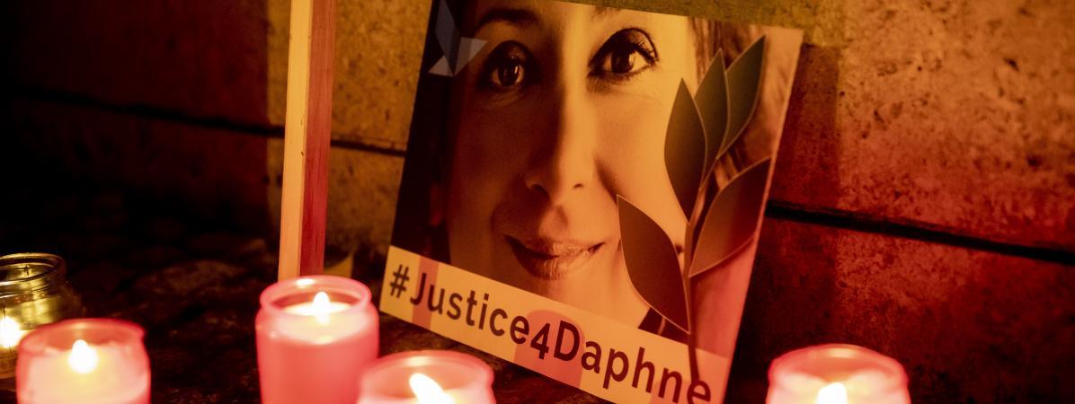 Meurtre de Daphne Caruana à Malte : spectaculaire arrestation d'un homme d'affaires lié à des politiciens