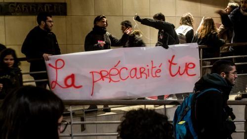 Précarité étudiante : une intersyndicale appelle à une mobilisation le 26 novembre