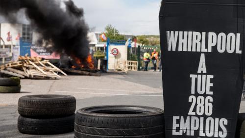 """""""Le fiasco de la reprise, c'est aussi son échec"""" : Emmanuel Macron attendu de pied ferme à Amiens par les anciens salariés de l'usine Whirlpool"""