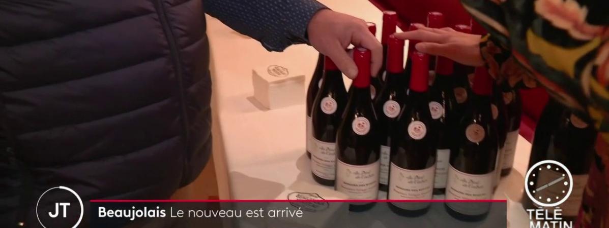 Le Beaujolais nouveau, événement incontournable pour les vignerons