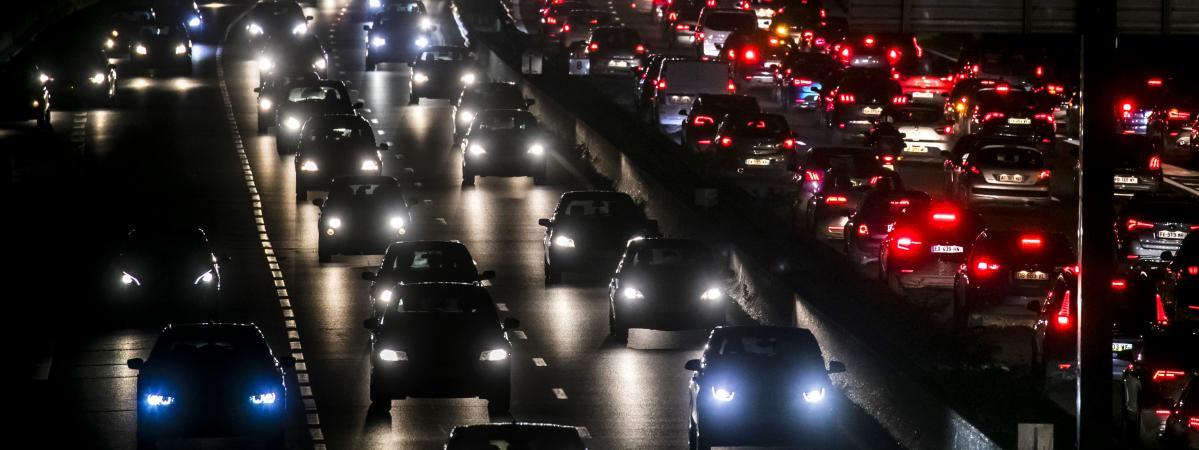 Uber aggrave les embouteillages et la pollution dans les grandes villes, notamment à Paris et à Londres