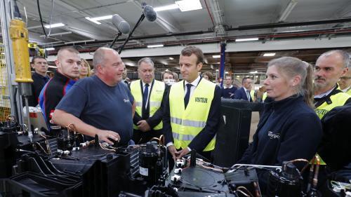 """""""Je suis écoeuré de l'avoir écouté"""": à Amiens, les ex-salariés de Whirlpool attendent Emmanuel Macron avec amertume"""