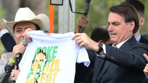 Dieu, famille, patrie : le président Jair Bolsonaro lance un nouveau parti au Brésil