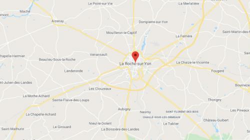 La Roche-sur-Yon : deux adolescents interpellés pour avoir tenté de racketter des lycéens avec un faux pistolet