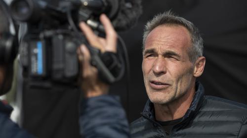 Un mois après son expédition dans l'océan Arctique, Mike Horn va prendre le départ du Dakar