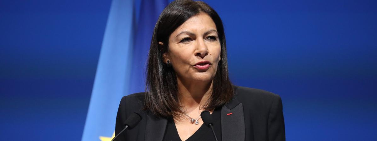 """La mairie de Paris dénonce une """"manœuvre électoraliste"""" du gouvernement après le rejet d'un amendement à l'..."""