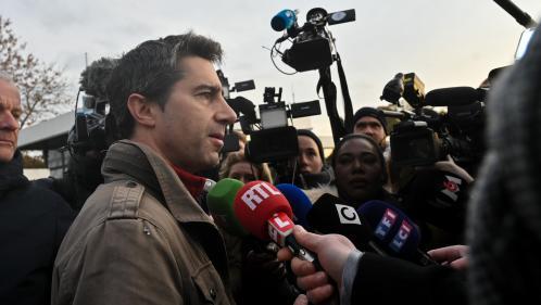 """Anciens salariés de Whirlpool à Amiens : Emmanuel Macron """"nous prend pour des cons une deuxième fois"""", réagit François Ruffin"""