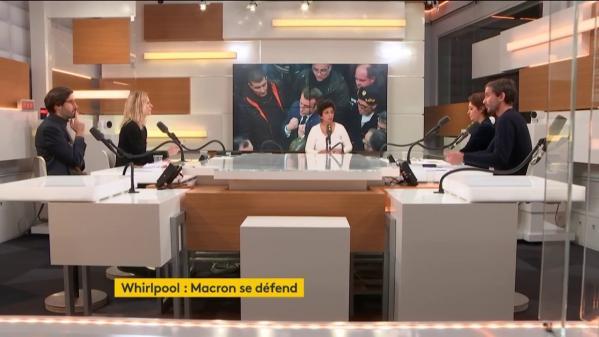 Emmanuel Macron dans la Somme, grève du 5 décembre, Edouard Philippe, Whirlpool, livret A... Les informés du 22 novembre