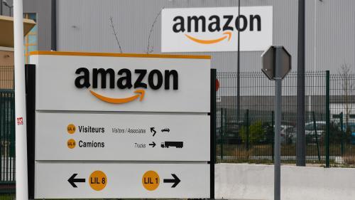 """Chiffre d'affaires dissimulé, bilan carbone """"sous-évalué"""", politique sociale restrictive... Un rapport pointe les pratiques d'Amazon"""