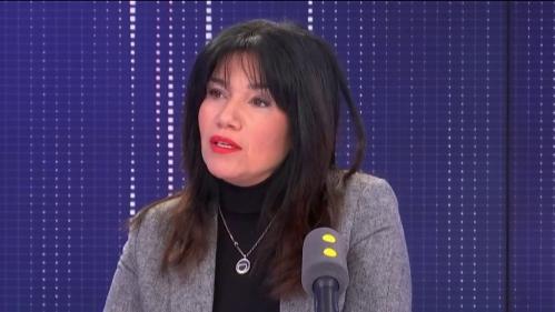 """""""On peut aussi manifester sans faire grève et faire passer les mêmes messages""""... le """"8h30 franceinfo"""" de Samia Ghali"""