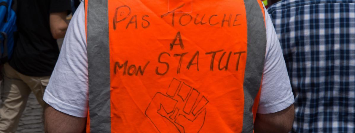 Un Retraite D Edf De La Ratp Ou De La Sncf Touche T Il