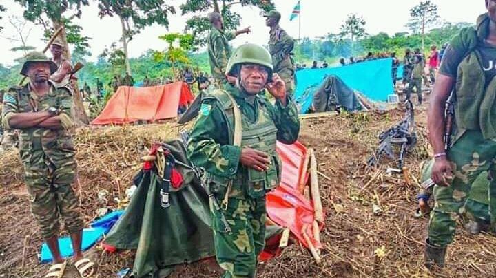 """Résultat de recherche d'images pour """"armée congolaise fardc tués morts"""""""