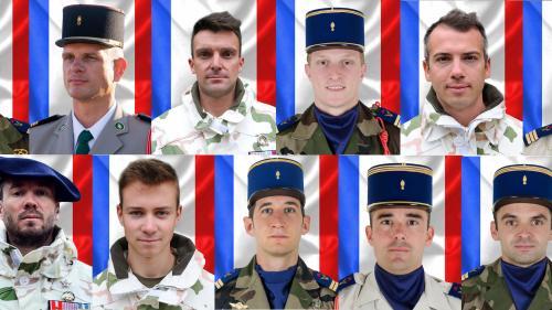 Pères de famille, jeunes engagés, passionnés de montagne... Voici qui étaient les treize militaires morts dans l'accident d'hélicoptères au Mali