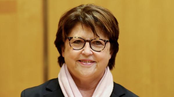 Elections municipales : Martine Aubry annonce qu'elle brigue un quatrième mandat à Lille