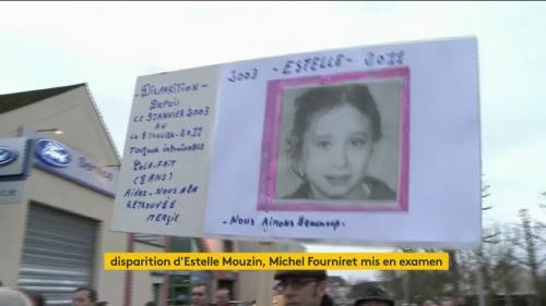 Affaire Estelle Mouzin : Michel Fourniret devient le suspect numéro 1