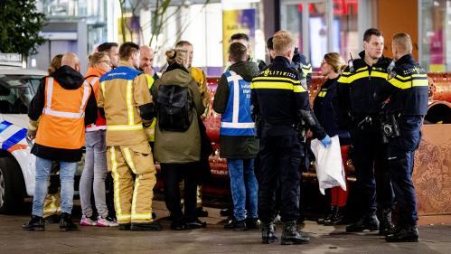 Pays-Bas : une attaque au couteau dans une rue commerçante de La Haye fait trois blessés