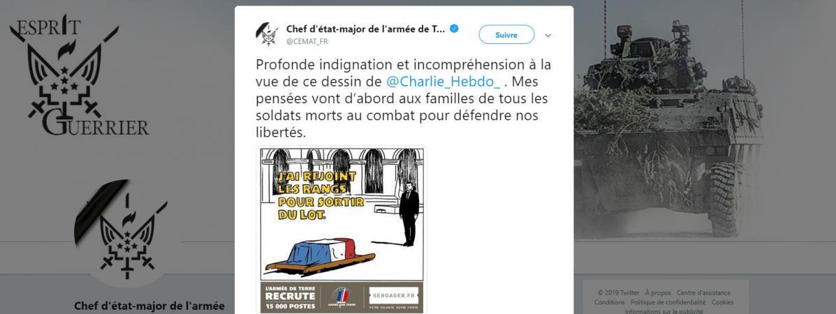 Militaires Morts Au Mali Critique Par L Armee Apres La Publication De Caricatures Le Directeur De Charlie Hebdo Defend Son Esprit Satirique