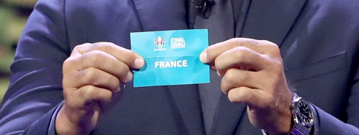 Foot : la France avec l'Allemagne et le Portugal, l'Angleterre avec la Croatie... Découvrez l'ensemble des ...