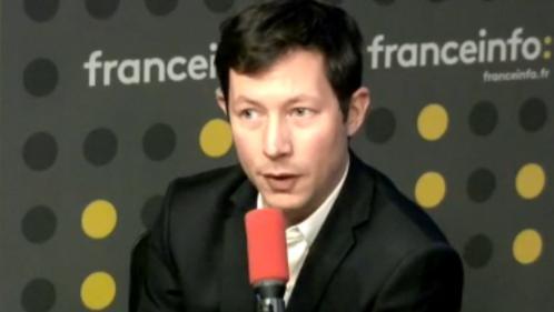 """Réforme des retraites, OTAN, attaque de Londres... Le """"8h30 franceinfo"""" de François-Xavier Bellamy"""