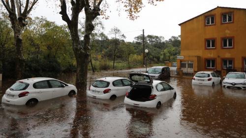 DIRECT. Intempéries : les Alpes-Maritimes et le Var passent en vigilance rouge pluie-inondation et orages