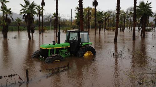 """""""Nous avons repris un mètre d'eau"""" : dans le Var, le désarroi des sinistrés touchés deux fois en une semaine par les inondations"""