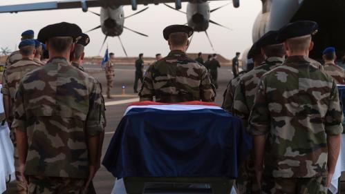 DIRECT. Militaires morts au Mali : regardez l'hommage national rendu aux Invalides par le président de la République
