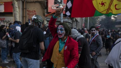 Chili : plus d'un mois après le début de la contestation, l'activité économique s'effondre