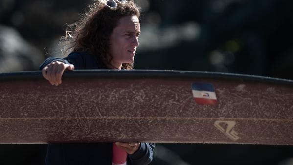 La médaille du jour. La France championne du monde de stand up paddle