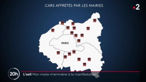 VIDEO. Grève du 5 décembre : malgré l'illégalité, des mairies vont mettre des cars à disposition des manifestants