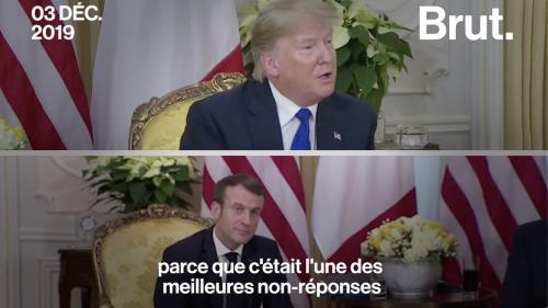 """VIDEO. Quand Donald Trump propose à Emmanuel Macron de récupérer les """"beaux combattants de l'État islamique"""""""