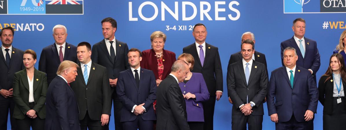 Désaccords sur le terrorisme, tensions franco-américaines et bouderie de Trump : ce qu'il faut retenir du s...