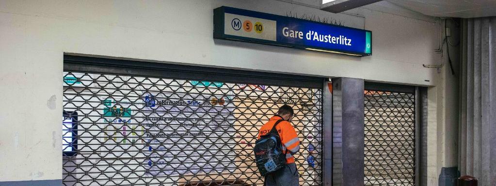 Grève du vendredi 6 décembre : la RATP annonce 10 lignes de métro fermées, un RER A sur deux et un RER B su...