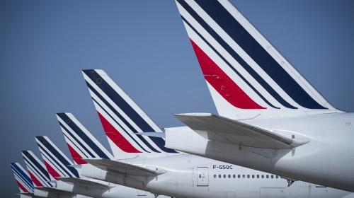 Grève du 6 décembre : Air France annule 30% de ses vols intérieurs