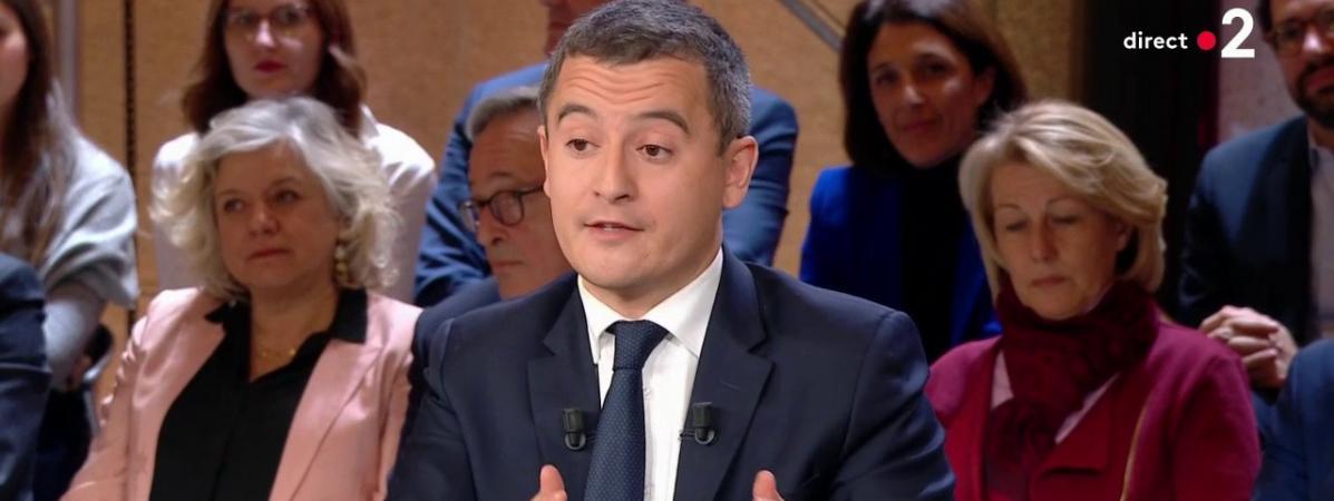"""DIRECT. Grève du 5 décembre : """"Le gouvernement est ouvert, mais il fera cette réforme"""" affirme Gérald Darma..."""