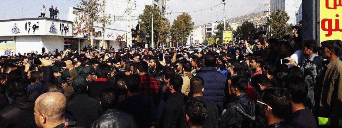Les Etats-Unis accusent le régime iranien d'avoir tué plus de 1 000 manifestants
