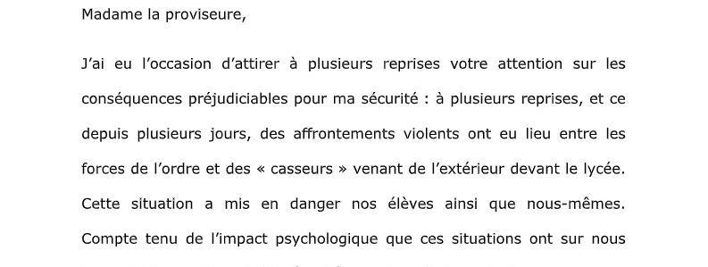 """""""Les élèves pouvaient lire la peur sur nos visages"""" : les enseignants d'un lycée de l'Oise dénoncent l'inac..."""