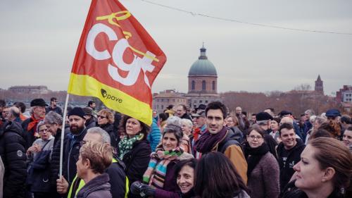Grève contre la réforme des retraites : les syndicalistes continuent-ils à être payés pendant les mouvements sociaux ?