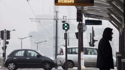 DIRECT. Grève contre la réforme des retraites: près de 600km de bouchons cumulés en région parisienne, le double de la moyenne habituelle