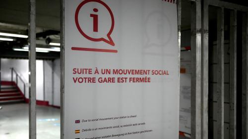 """DIRECT. Grève du 7 décembre : suivez la situation à la RATP et la SNCF, les manifestations des syndicats et des """"gilets jaunes"""" contre la réforme des retraites"""