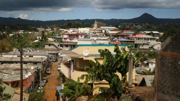 Mayotte : l'île française sur la route du cyclone Belna