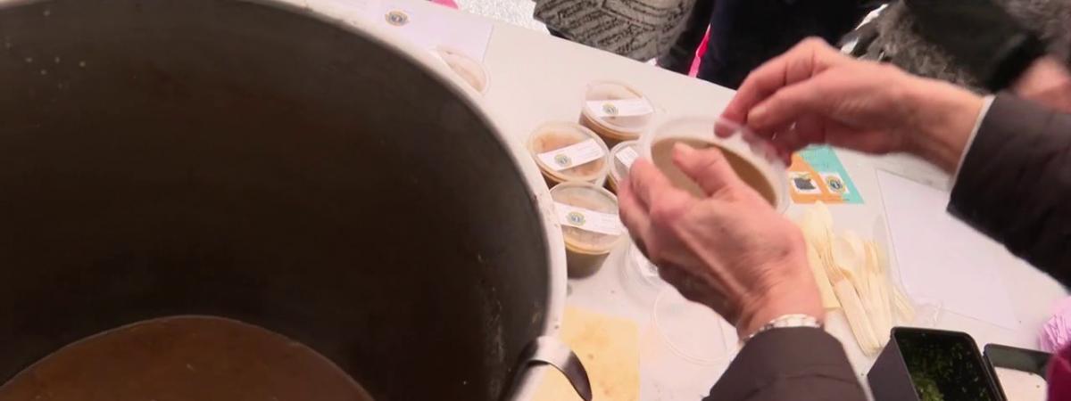 Annecy : la Soupe du cœur aide à mieux accueillir les enfants à l'hôpital