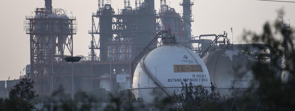 """Mexique : découverte d'un """"gisement gigantesque"""" de pétrole"""