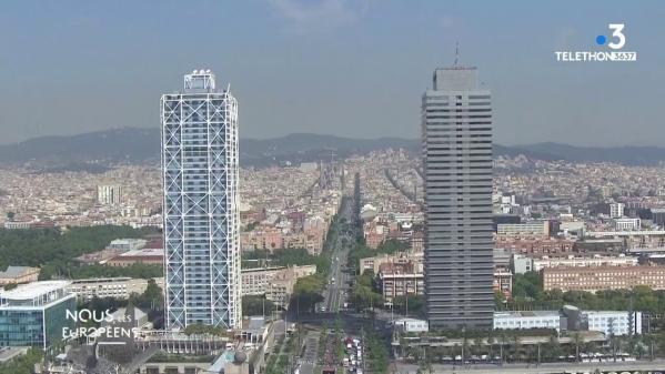 """""""Nous, les Européens"""". Barcelone, ville intelligente"""