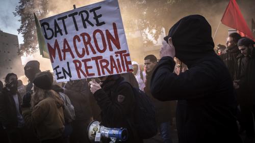 DIRECT. Grève du 8 décembre : derniers arbitrages pour l'exécutif avant une semaine cruciale