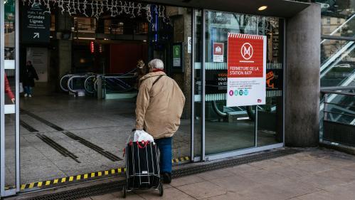 DIRECT. Grève du 8 décembre : suivez la situation à la RATP et à la SNCF, alors que le gouvernement enchaîne les réunions de travail