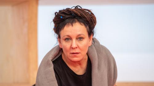 Rencontre avec la Polonaise Olga Tokarczuk, Prix Nobel de littérature 2018 : l'engagement en littérature