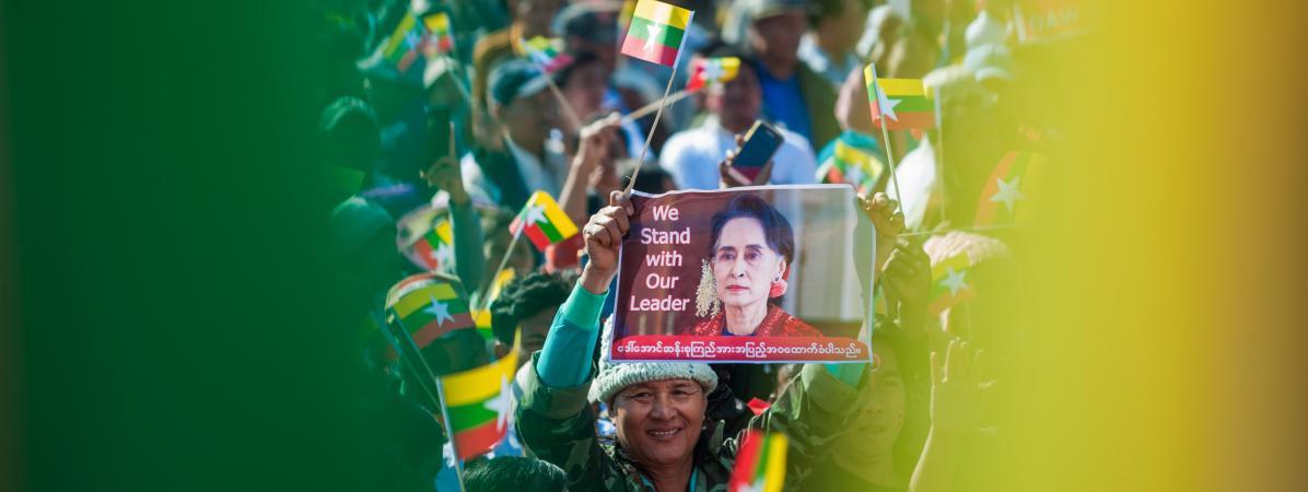 Aung San Suu Kyi devant la justice internationale face aux accusations de génocide en Birmanie