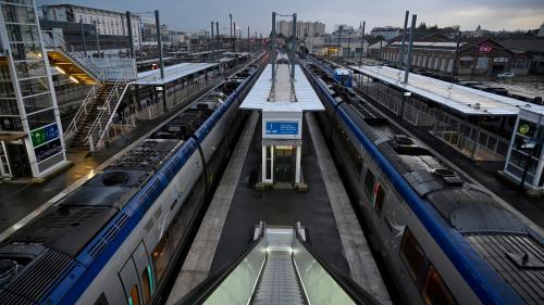 Grève du 10 décembre : TGV, TER, métro, RER... Retrouvez les prévisions de transports pour mardi
